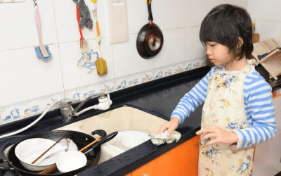 Teaching Our Children Responsibility
