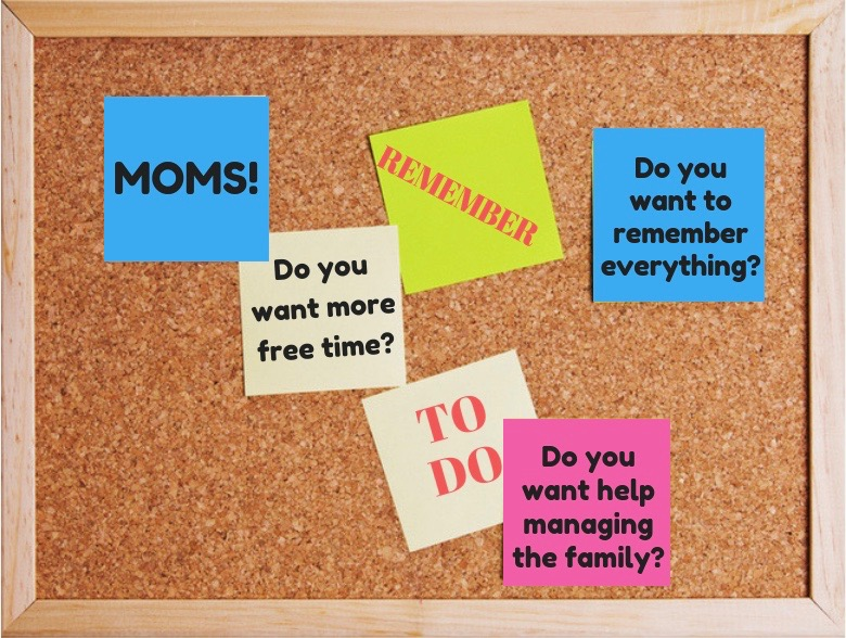 Moms! Manage the Family and Free Up Time With These 6 Easy, Effective Organizing Tips
