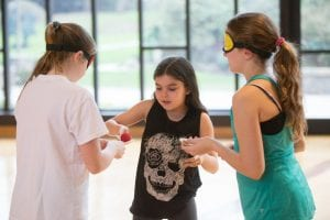 Physical Education Special Programming: Helping build social and emotional skills through physical activity.